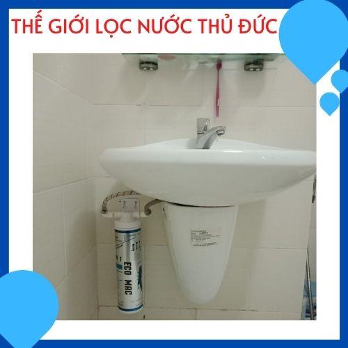 lọc nước bồn rửa ecomac3in1