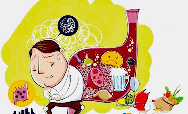 rối loạn tiêu hóa