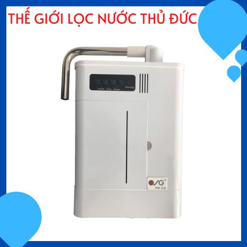 máy tạo nước sát khuẩn pg3